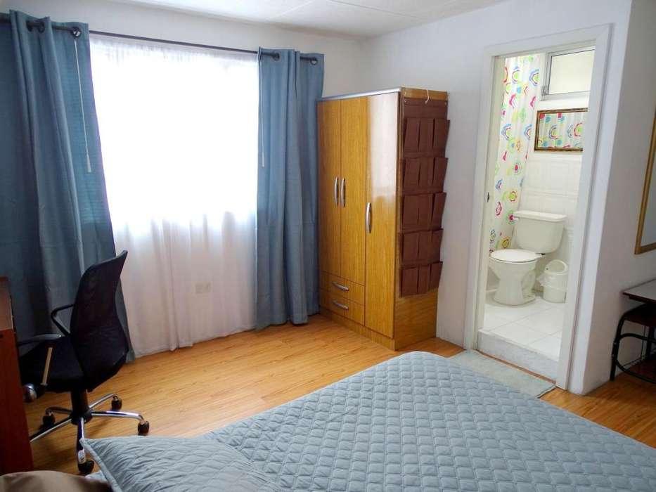 Habitaciones amobladas para estudiantes en Residencia Estudiantil