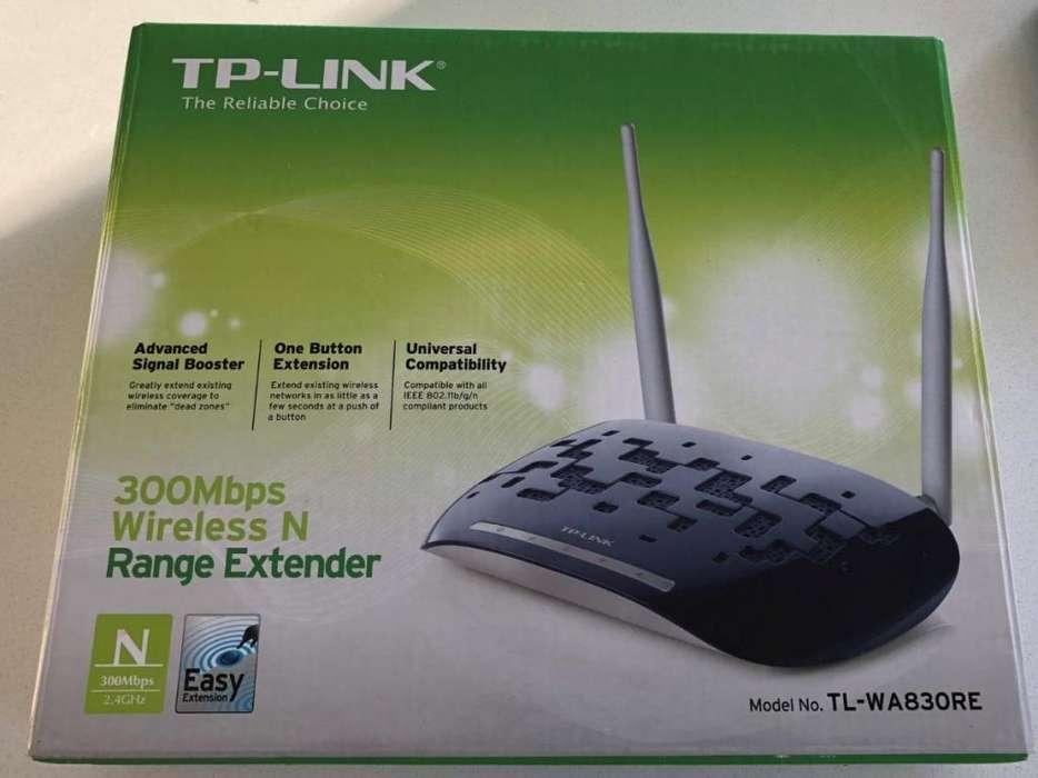 Tplink Tlwa830re Range Extender 300mbps