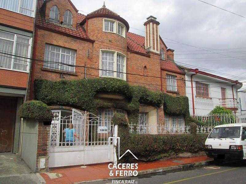 Cod. ABCYF21240 <strong>casa</strong> En Arriendo En Bogota Teusaquillo-Teusaquillo
