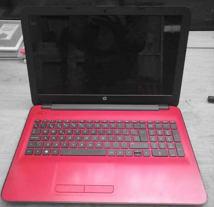 <strong>laptop</strong> Hp Cuatro Meses de Uso 10/10 en H