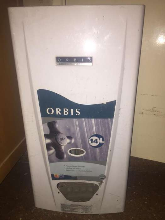 Calefon Orbis 14 L