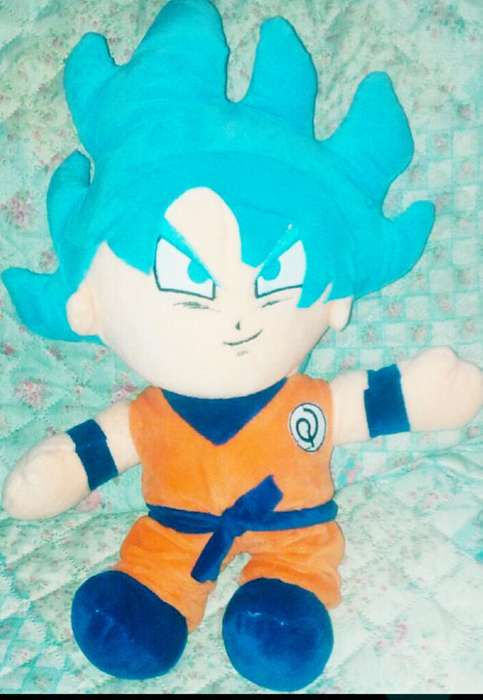 Peluche Goku Nuevo