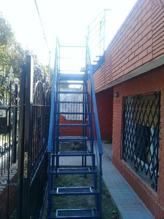 Escaleras Metálicas Oferta