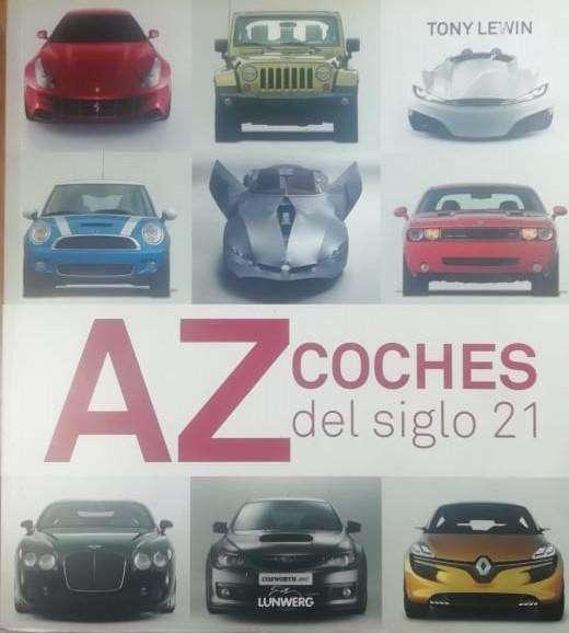 Libros sobre carros y automovilismo, envíos a todo el país.