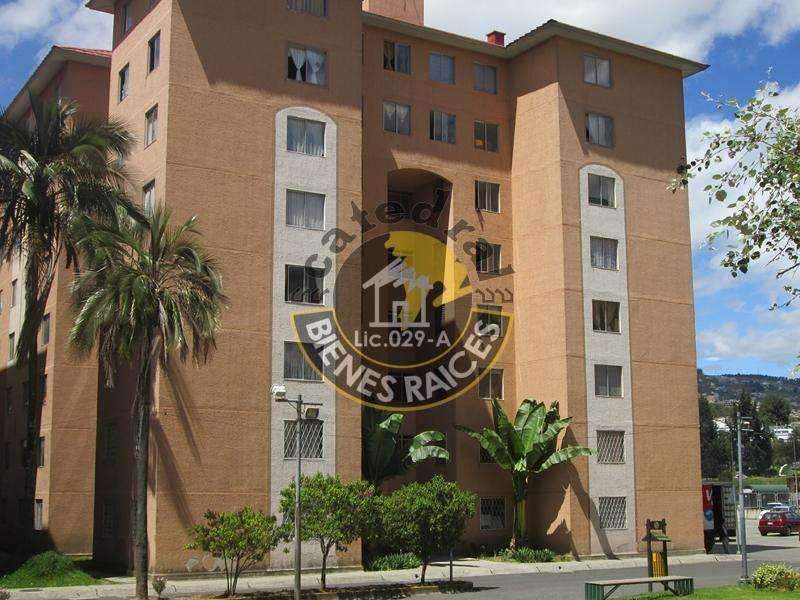 Departamento de arriendo en Luluncoto - Condominio San Pedro – código:11071