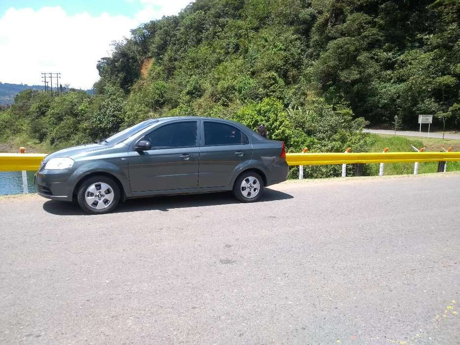 Chevrolet Aveo Emotion 2010 - 58000 km