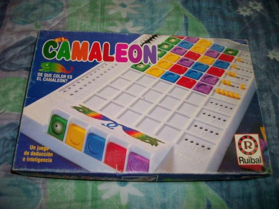 Juego de mesa Camaleón