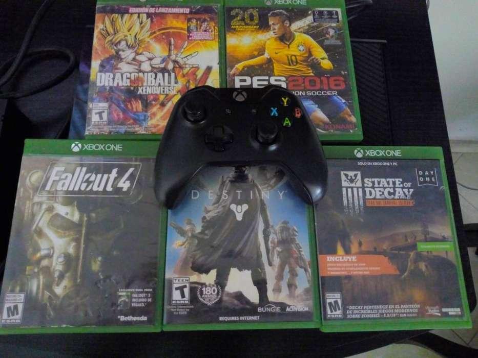 Vendo Xbox one o cambio