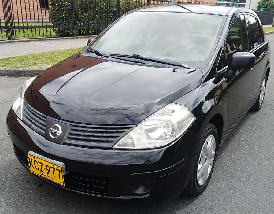 Nissan Tiida 2012 - 92000 km
