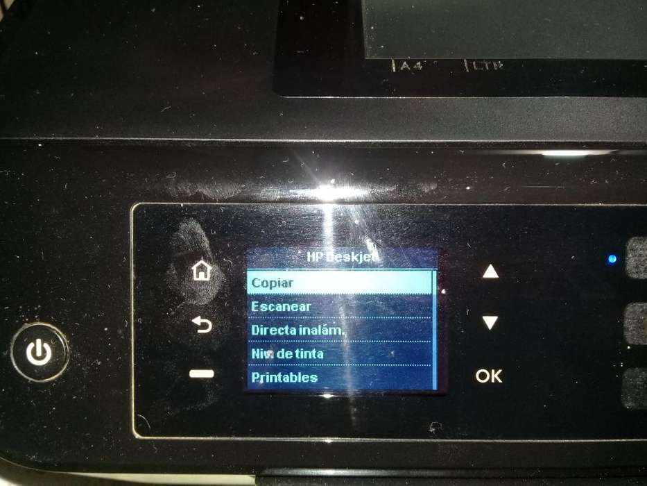 impresora multifuncion hp deskjet luk advantage 3545 print scam copy photo