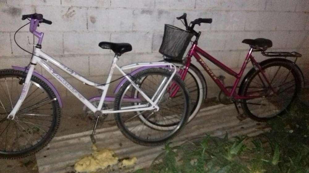 Vendo Bicicletas Rodado 26 en Buen Estad
