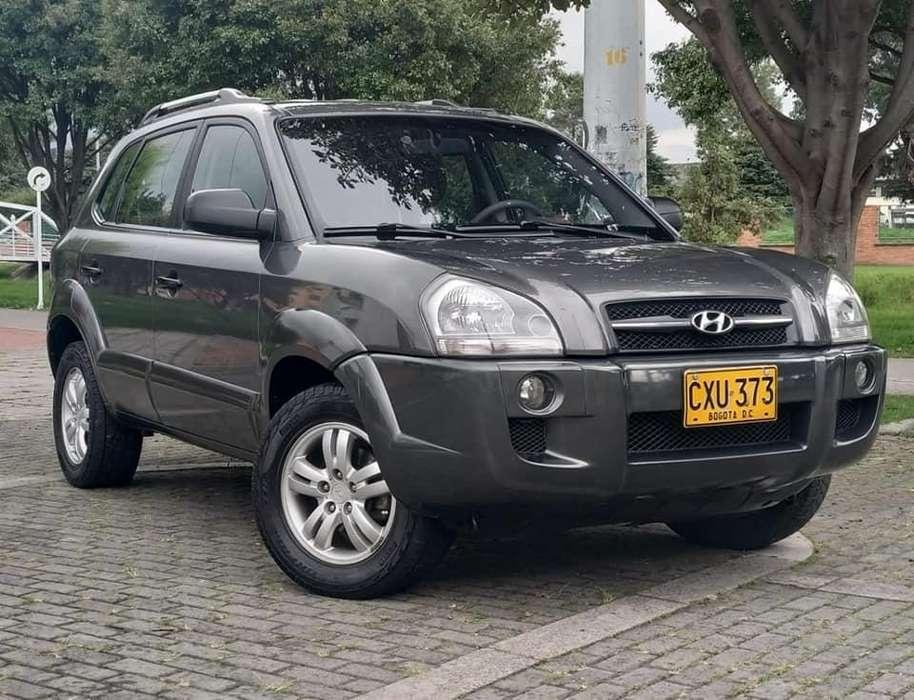 Hyundai Tucson 2008 - 116800 km