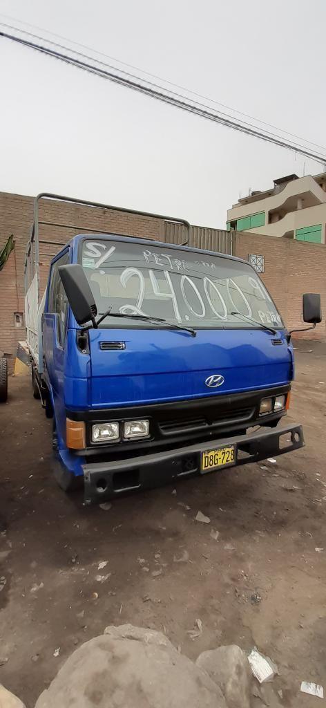 Hyundai Mighty Del 91 de 5 Ton