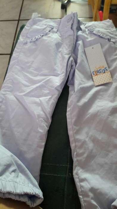 Pantalon de Niña 2 Años