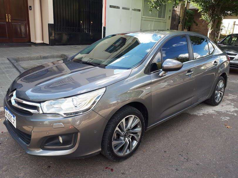 Citroen C4 Lounge 2016 - 90000 km