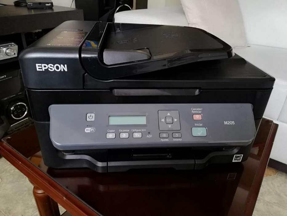 Impresora Epson Sistema Continuo Origina