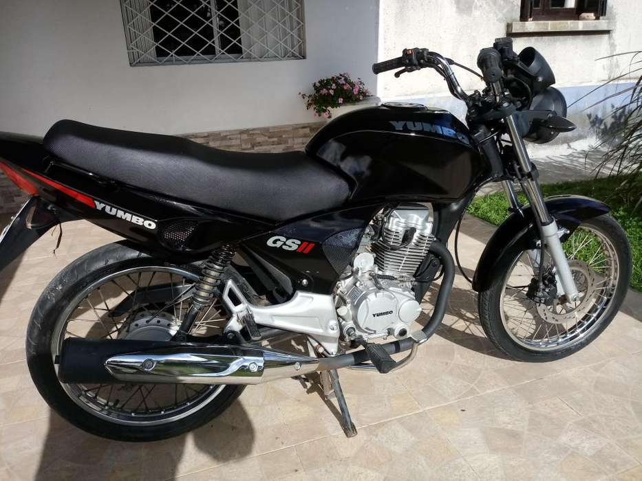 Yumbo Gs 125 Impecable