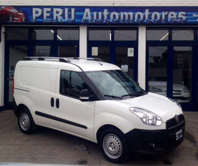 Fiat Dobló Cargo 2014 - 45000 km