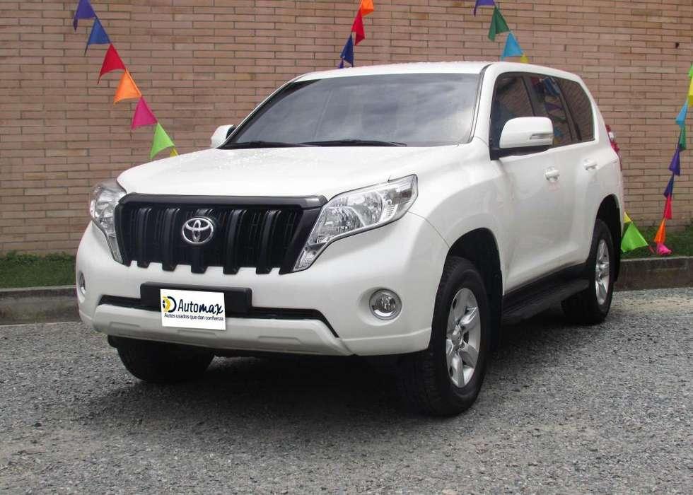 Toyota Prado 2015 - 72919 km