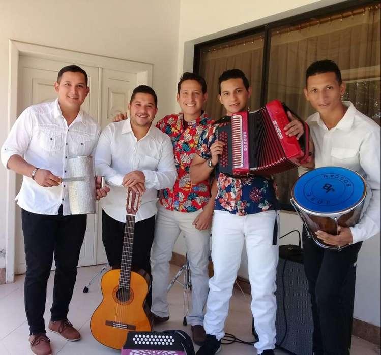 Hugo Ledesma y su grupo Vallenato 0998493270