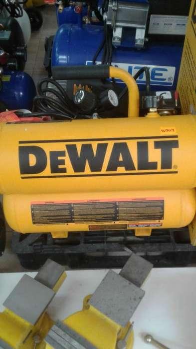 Compresores Dewalt Doble Tanque 120psi