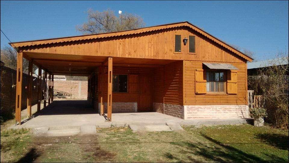 Amaicha del Valle - Vendo Casa 135 mts. Recibo Moto enduro, auto chico.