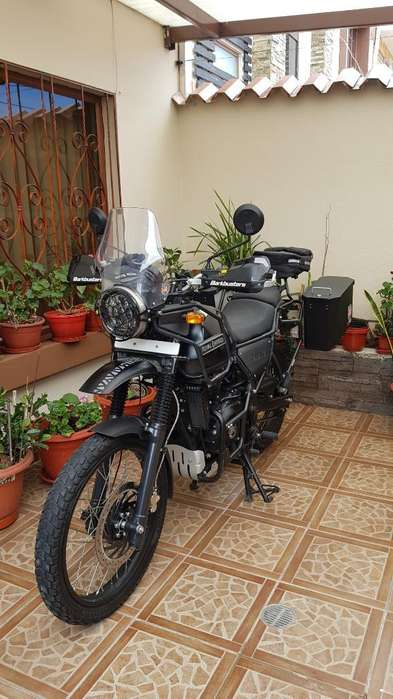Vendo Royal Enfield 2018
