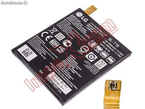 BATERIA LG BL T16 FLEX 2 LG CURVE H955 3000 MAHZ NUEVOS