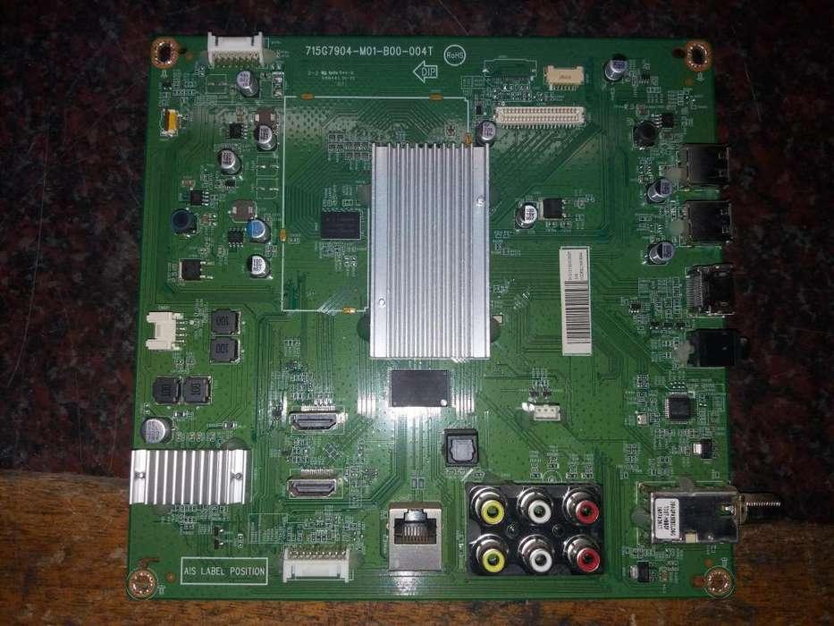 placa main smart Philips 32phg5301