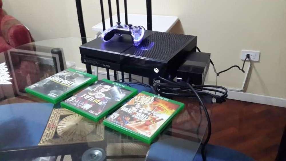 Xbox one consola nintendo