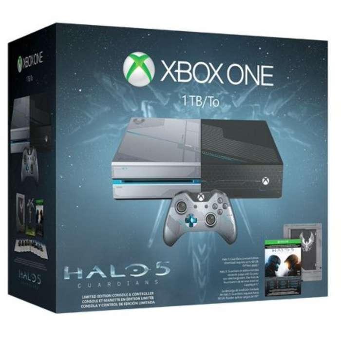Xbox One Versión Halo