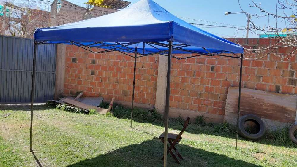Carpa Toldo Pegable