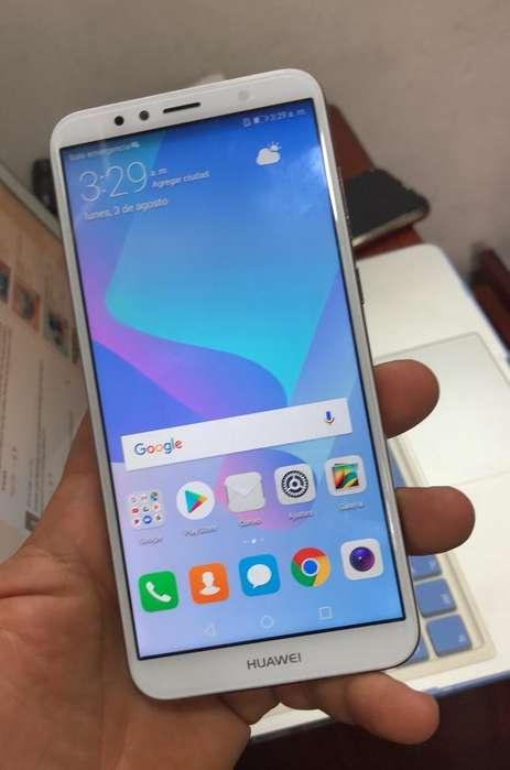 Celular Huawei Nuevo Y6 2018