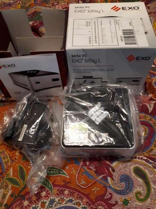 MINI PC BITSY LN1225 NUEVA EN CAJA