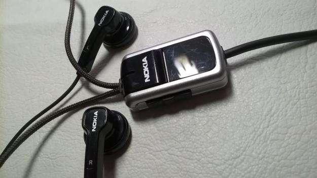 Auricular, Radio Fm Y Manos Libres Nokia 6131 Original Hs23