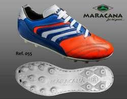 Guayo de Fútbol en Cuero MARACANA 100% original.