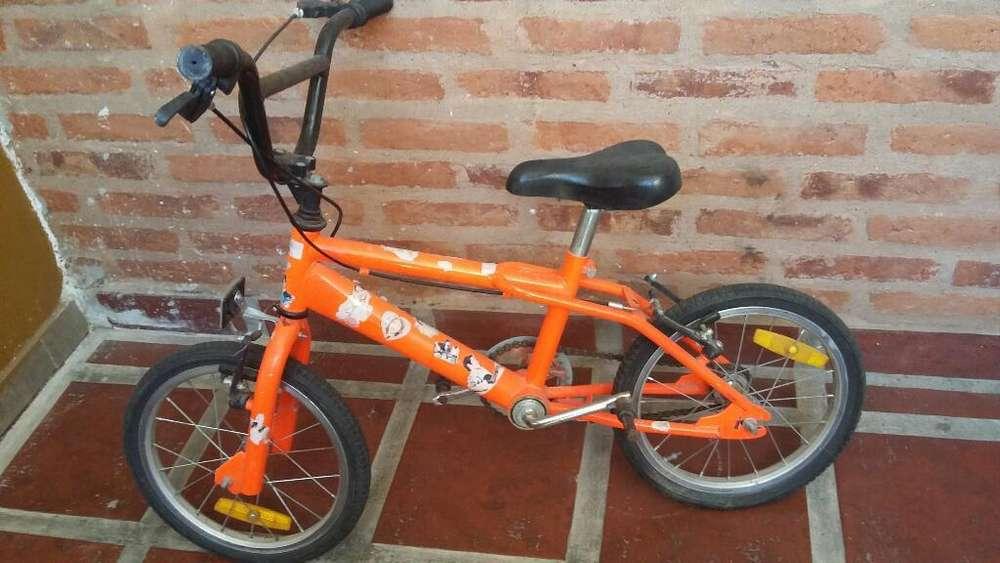 Bicicleta para Niños Rodado 14