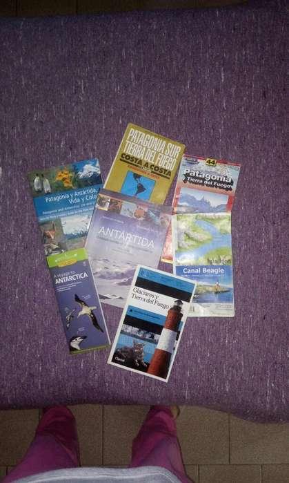 Libros Y Mapas Patagonia