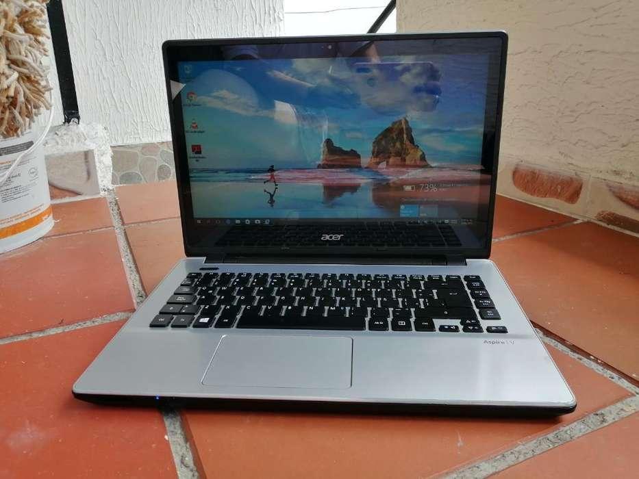 Acer Core I5, 4ta Gener, 6 Ram, 250solid