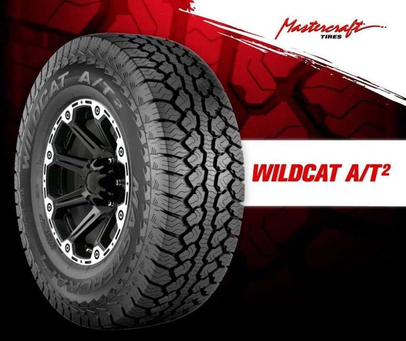 Llanta Mastercraft Wildcat At2 235.75r15
