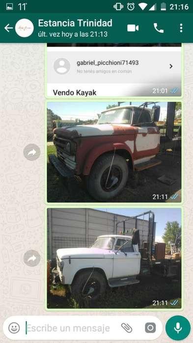 Vendo Dodge 600 Y Otro 800
