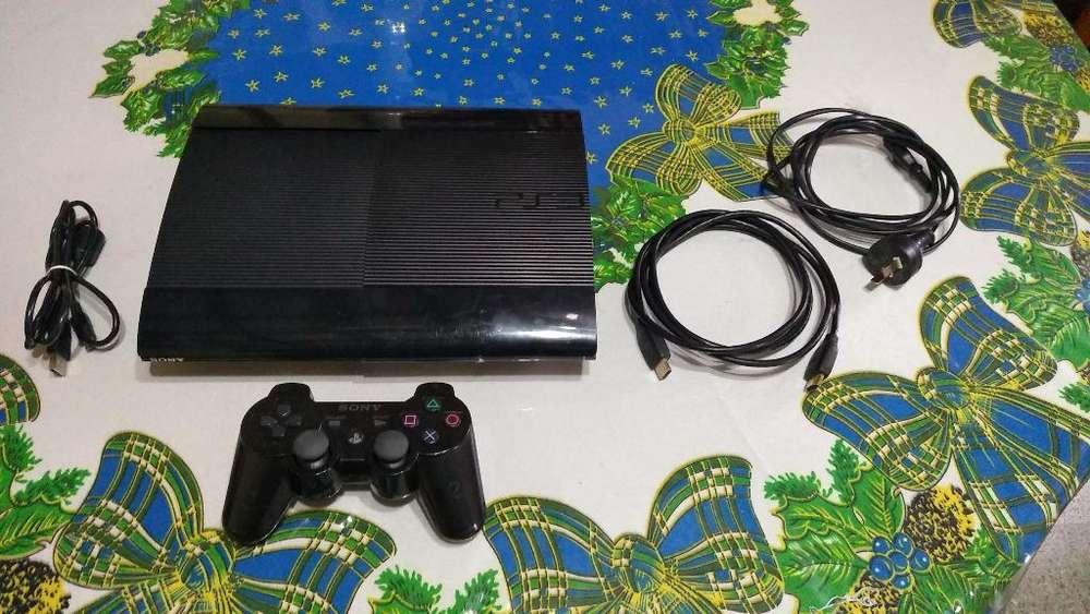 Play 3 Ultraslim 250 Gb Flasheada