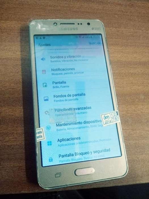 Vendo Samsung J2 Prime Dorado