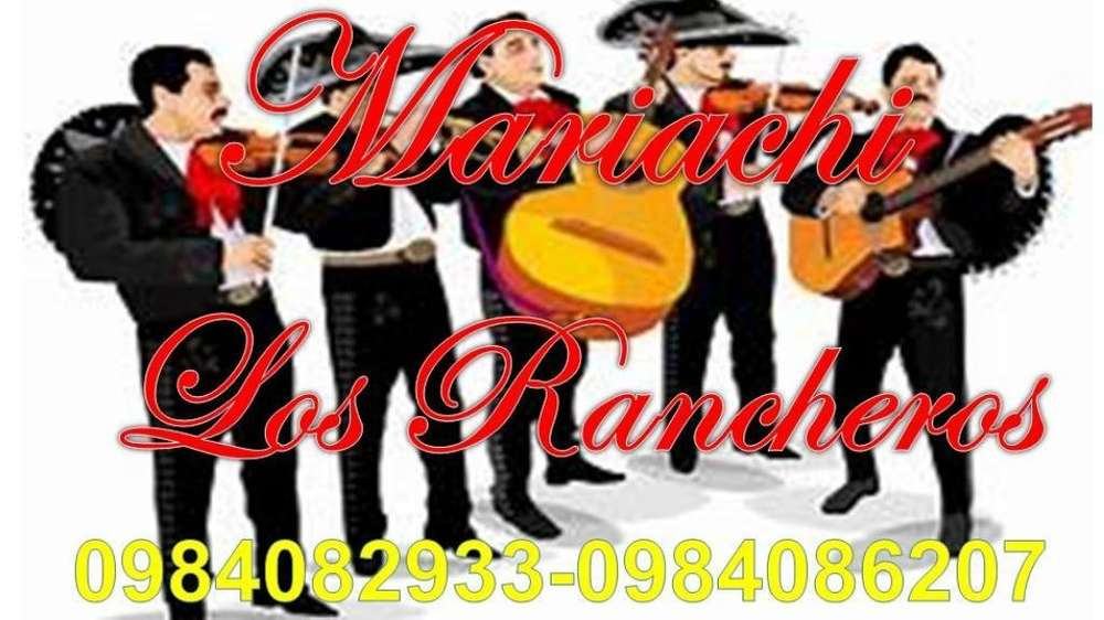 Mariachi desde 30 Dólares Los Rancheros