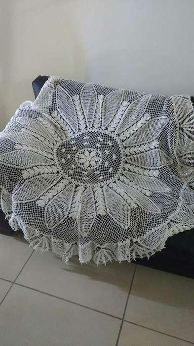 Mantel Nuevo Crochet