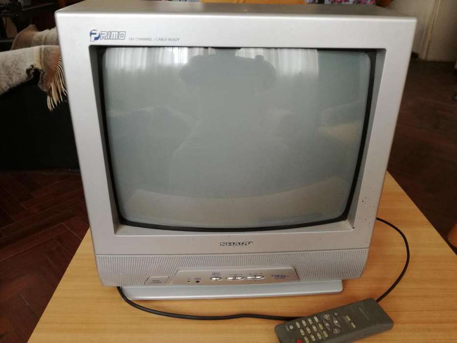 Televisor SHARP de 14 pulgadas