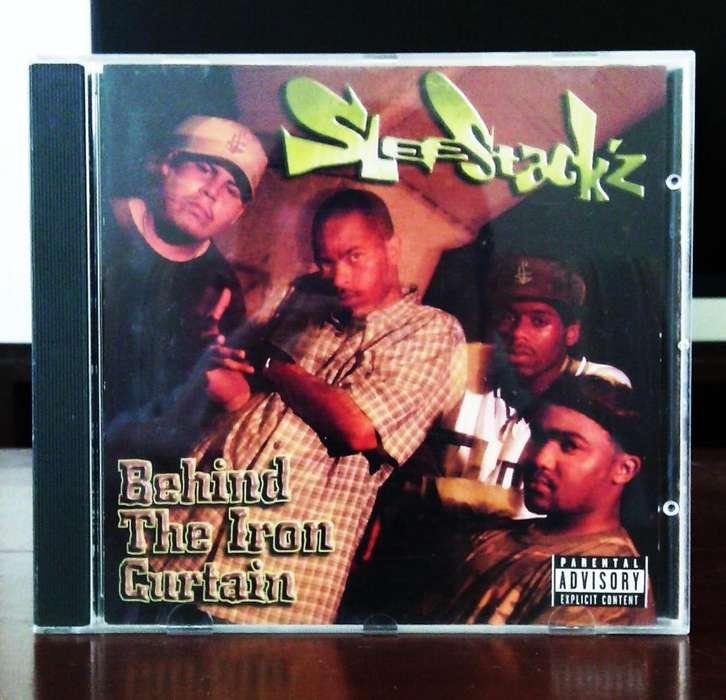 sleestack'z / Behind The Iron Curtain cd Rap