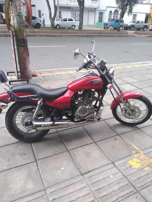 Moto <strong>kawasaki</strong> Eliminator 175