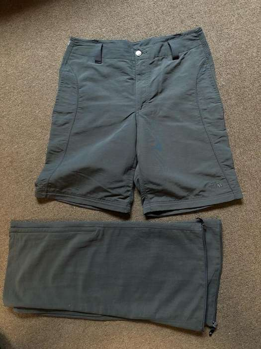Pantalon Northface Original Talla 32 Usa