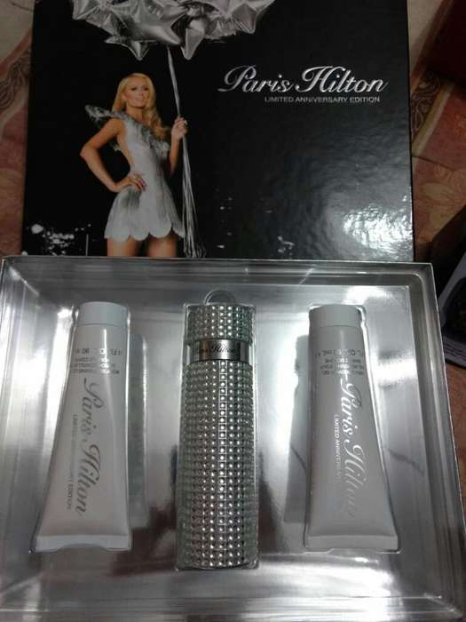 Juego de Perfume Paris Hilton